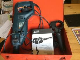 Black and Decker Power Hammer Drill