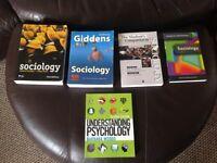 Sociology / Psychology Books