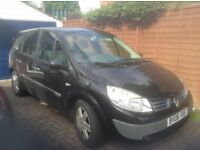 Renault Grand Scenic Automatic 7 Seater