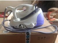Tefal pro express steam iron and ironing board