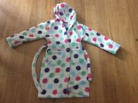 Mini Boden dressing gown