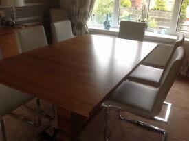 New dining room table still in box