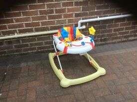 Baby walker for sale.