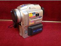 Sony DCR-PC110 DV Camcorder only £165.00