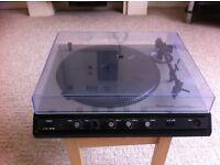 Binatone Party mate vinyl record player