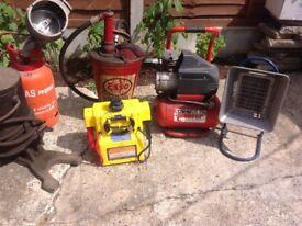 Miscellaneous motor items
