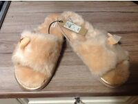 River island brand new slippers