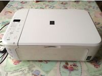 Canon Pixma MG3150 printer/scanner
