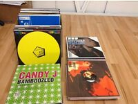 Collection of house vinyl