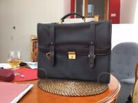 Vintage Satchel Briefcase