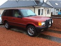 Land Rover Range Rover 2.5 TD DSE 5dr