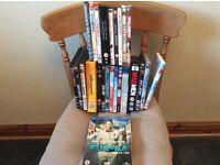 Various dvds 50 p each