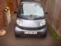 Smart Car Pure Convertible