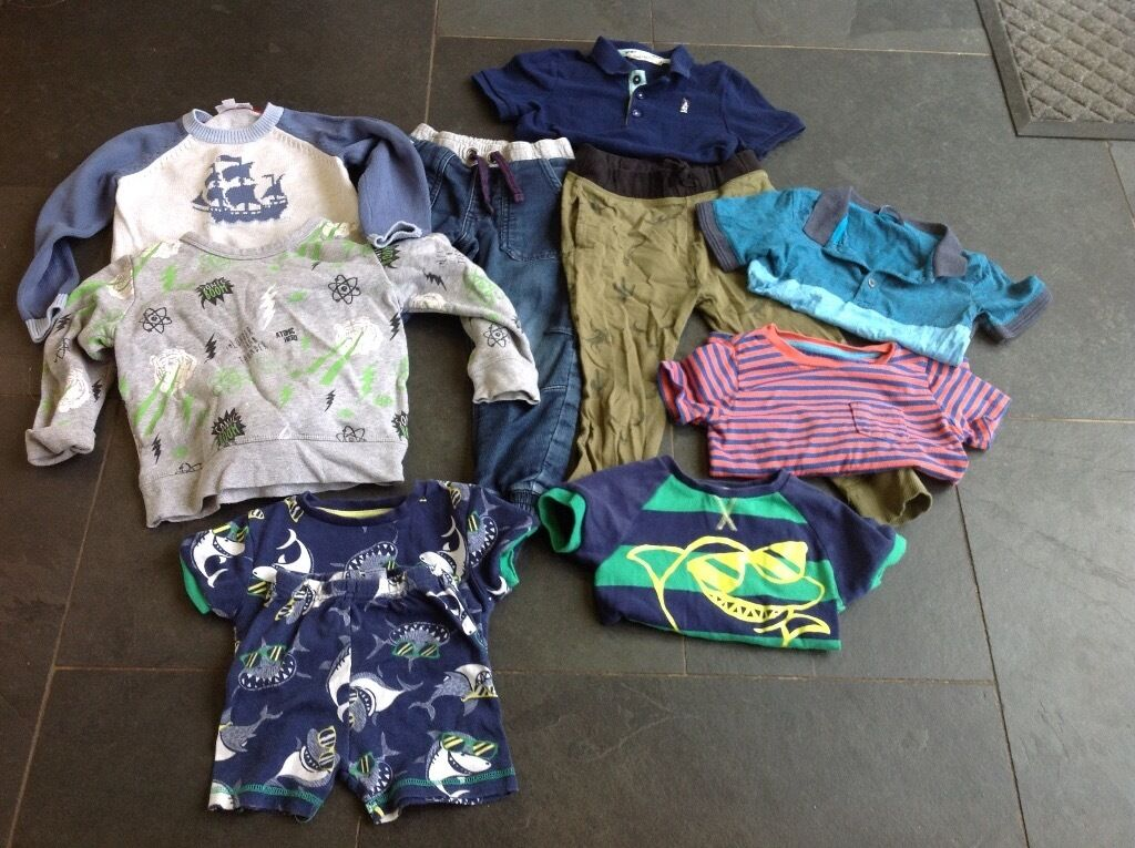 Age 3-4 years clothes bundle including white company, mini Boden, hilly bandit and h&m