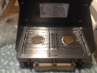 Brand new hi gear camping cooker