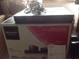 Sony Bravia 5.1 home theatre...as new