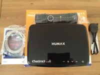 Humax HDR-1100S HD Freesat+ with Freetime Recorder 500GB.
