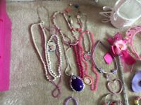 Bundle of children's dress up accessories