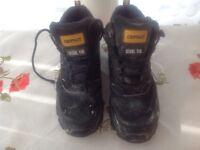 Gripfast steel toe work boots size 7