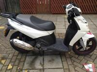 300cc sport city reg as 125cc