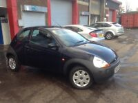 2004 Ford KA 1.3 trade in to clear mot until March cheap runabout