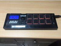 Akai mpx8 sample player