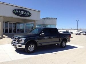 2015 Ford F-150 4x4 / CREW CAB / NO PAYMENTS FOR 6 MONTHS !!