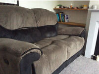 Three Seater /Two Recliner Sofa