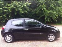 2008 RENAULT CLIO DYNAMIQUE 1.1 GENUINE 53K LOW MILES FULL SERVICE HISTORY(SAME AS YARIS/POLO/GOLF)