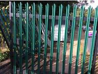 Palaside gates
