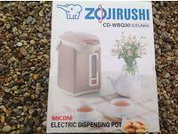 Zojirushi electric water heater