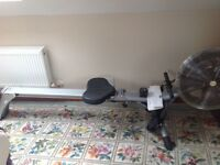 Rowing machine excellent condition REDUCED!!