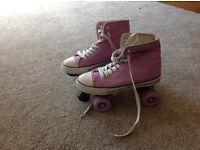 Girls roller boots