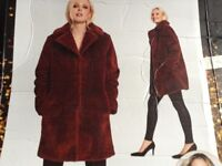 2 warm coats for sale