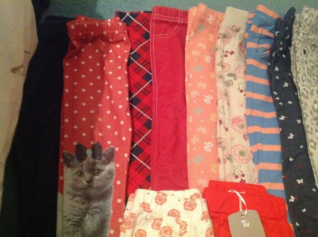 Girls 9-12 months clothes bundle