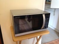 Sharp microwave with Grill 800W