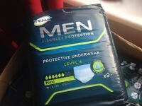 Tena Men's Protective Underwear Level 4