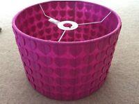 Pink girls bedroom accessories