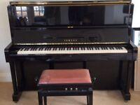 YAMAHA U1 PIANO & STOOL FOR SALE £2950