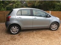 Low mileage full service history