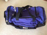Snow and Rock sports/ski equipment bag. 120 litres