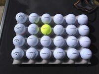 Pearl/AClass Titleist/Callaway Golf Balls