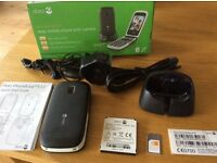 Doro Easy Mobile Phone 612 With Camera. Brand New In Box.