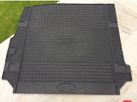 Land Rover Discovery genuine load liner and rubber mat set REDUCED!!!