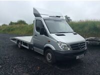 2010 MERCEDES SPRINTER 313 CDI, AUTOMATIC,RECOVERY TRUCK