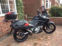 Suzuki VStrom DL1000 for sale Adventure bike