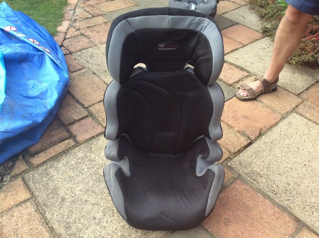 Child's car seat with removable back Mamas and Papascollect Sprowston or meet at Riverside