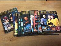 Star Trek the original series magazines