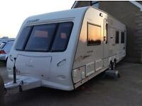 2007 Elddis Crusader Storm. Fixed Bed.