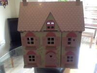 ELC Dolls House and Treehouse